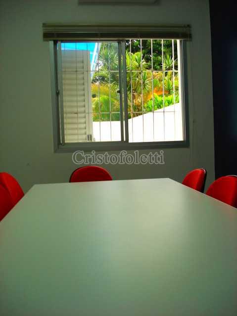 Sala 5 - iluminação natural, - Casa comercial reformada na Vila Mariana - ISVL0082 - 10