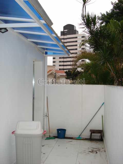 Terraço externo superi- acess - Casa comercial reformada na Vila Mariana - ISVL0082 - 11