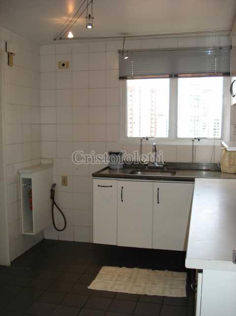 DSC00291 - Apartamento PARA VENDA E ALUGUEL, Chácara Klabin, São Paulo, SP - ISVL0083 - 20