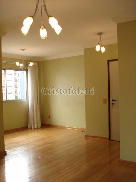 DSC00286 - Apartamento PARA VENDA E ALUGUEL, Chácara Klabin, São Paulo, SP - ISVL0083 - 1