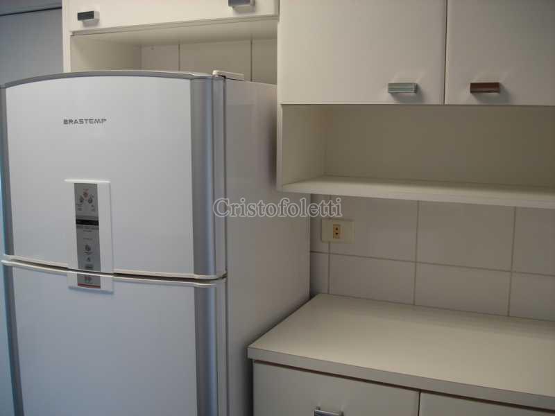 Cozinha - APARTAMENTO 2 DORMITORIOS NA VILA CLEMENTINO - ISLO0084 - 25
