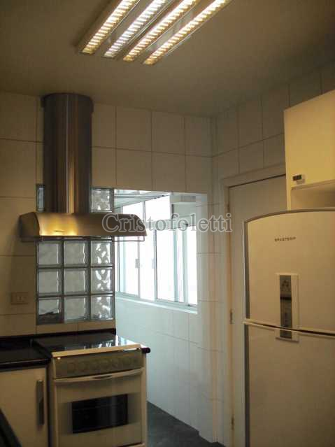 Cozinha - APARTAMENTO 2 DORMITORIOS NA VILA CLEMENTINO - ISLO0084 - 24