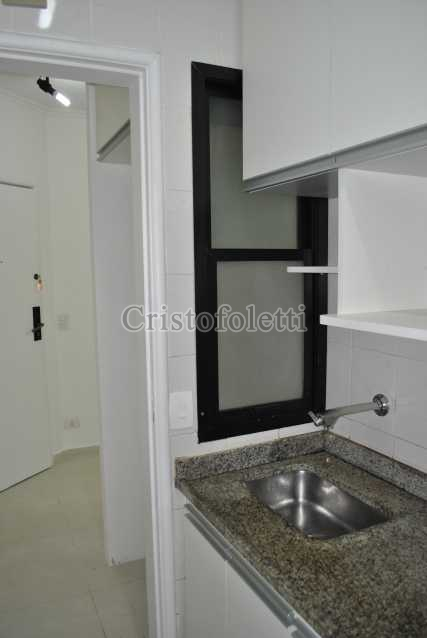 DSC_0013 - Apartamento Para Alugar no Condomínio Edifício Katch Residencial Service - São Paulo - SP - Vila Mariana - ISLO0085 - 13