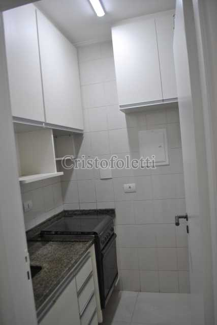 DSC_0008 - Apartamento Para Alugar no Condomínio Edifício Katch Residencial Service - São Paulo - SP - Vila Mariana - ISLO0085 - 12