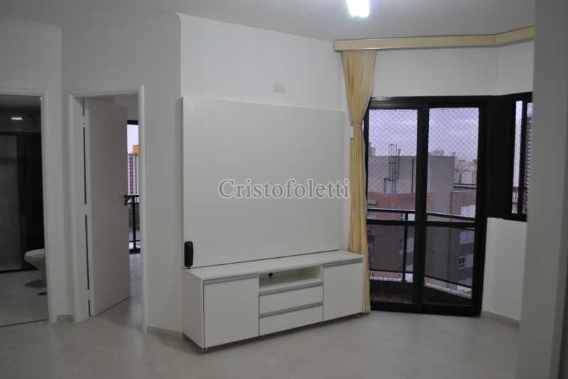 DSC_0006 - Apartamento Para Alugar no Condomínio Edifício Katch Residencial Service - São Paulo - SP - Vila Mariana - ISLO0085 - 4