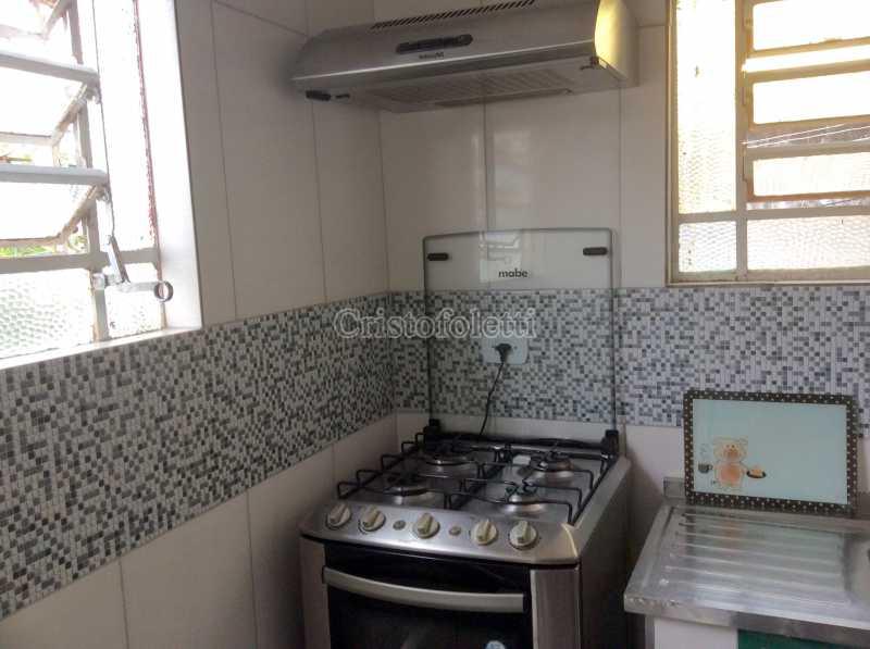 Cozinha - Sobrado para vender na Vila Mariana - ISVE0090 - 8