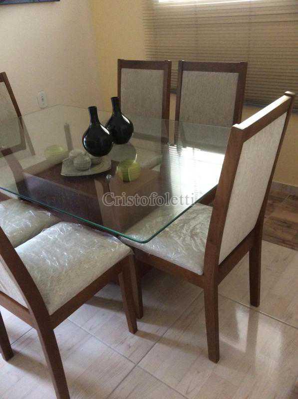 Sala de almoço - Sobrado para vender na Vila Mariana - ISVE0090 - 7