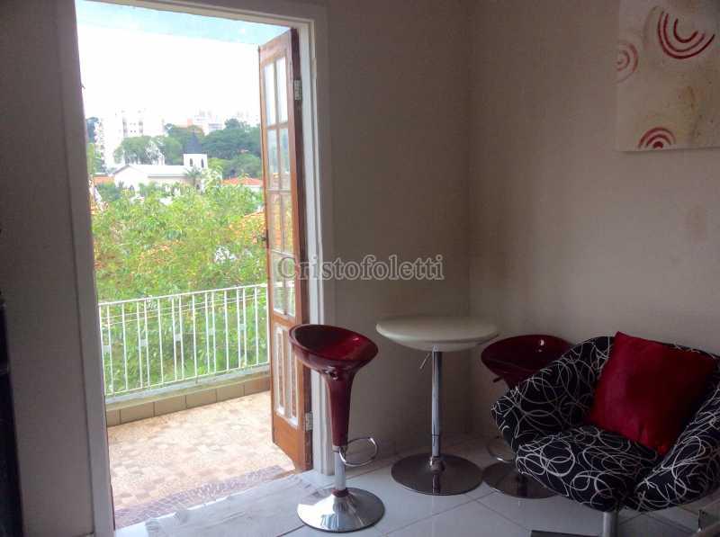Dormitório com terraço - Sobrado para vender na Vila Mariana - ISVE0090 - 6