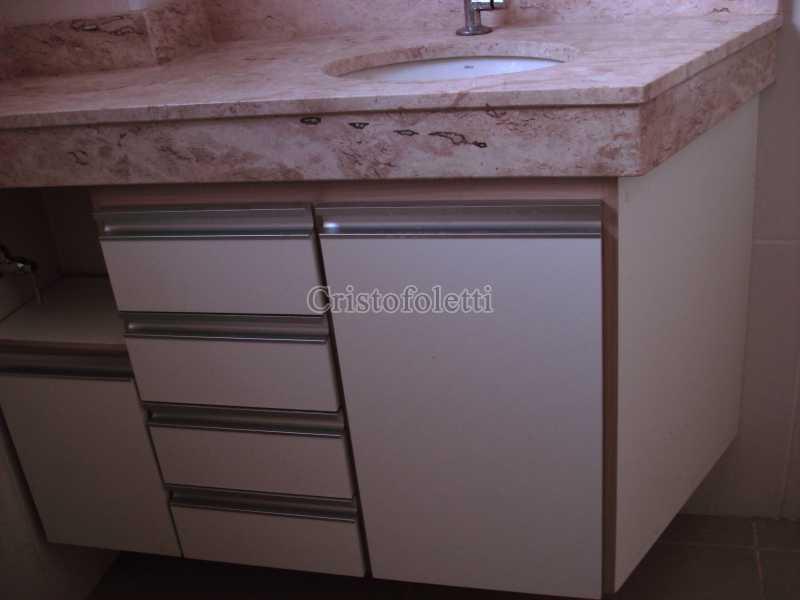 DSC00558 - Apartamento 2 quartos à venda São Paulo,SP - R$ 650.000 - ISVE0093 - 8