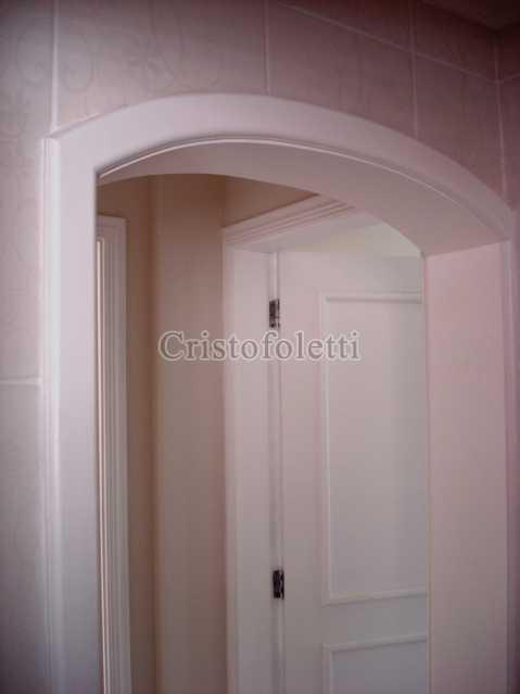 DSC00533 - Apartamento 2 quartos à venda São Paulo,SP - R$ 650.000 - ISVE0093 - 4