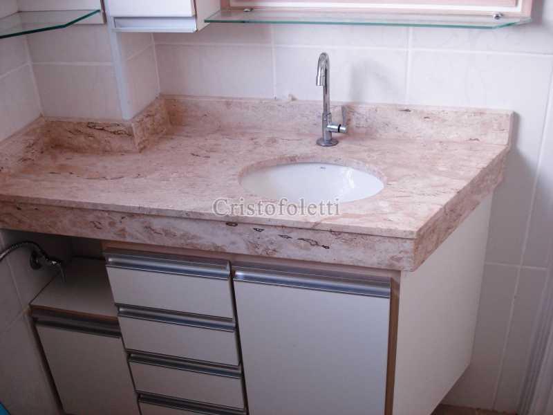 DSC00530 - Apartamento 2 quartos à venda São Paulo,SP - R$ 650.000 - ISVE0093 - 7