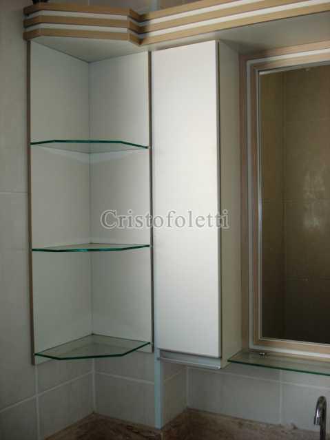 DSC00555 - Apartamento 2 quartos à venda São Paulo,SP - R$ 650.000 - ISVE0093 - 9