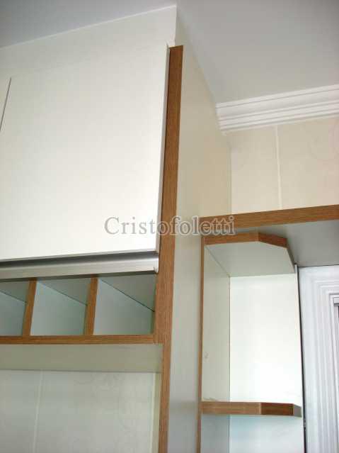 DSC00563 - Apartamento 2 quartos à venda São Paulo,SP - R$ 650.000 - ISVE0093 - 21