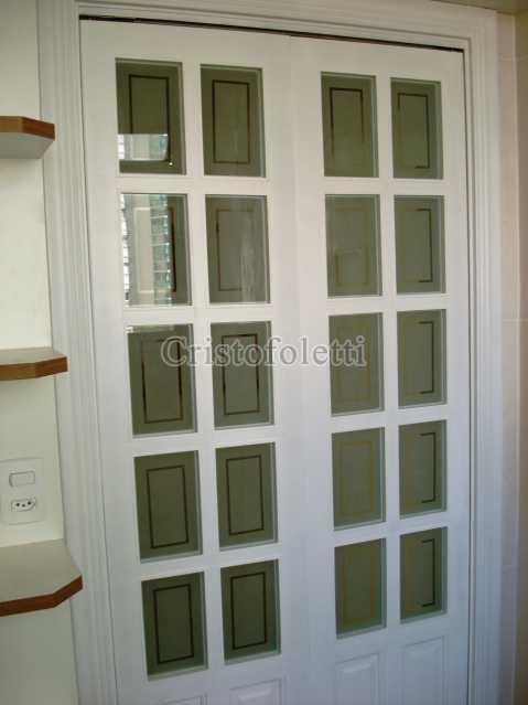 DSC00564 - Apartamento 2 quartos à venda São Paulo,SP - R$ 635.000 - ISVE0093 - 20