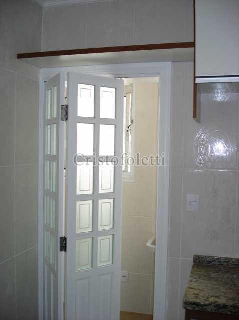 DSC00567 - Apartamento 2 quartos à venda São Paulo,SP - R$ 650.000 - ISVE0093 - 24