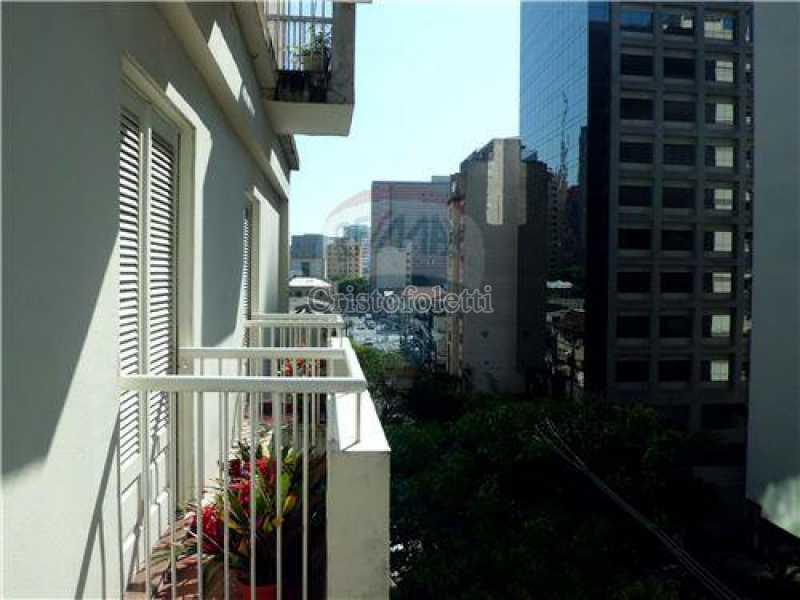 1 - Apartamento 2 quartos à venda São Paulo,SP - R$ 635.000 - ISVE0093 - 26