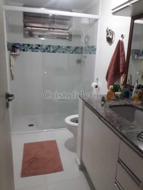 Banho suíte - Apartamento para venda na Bela Vista - ISVE0094 - 10