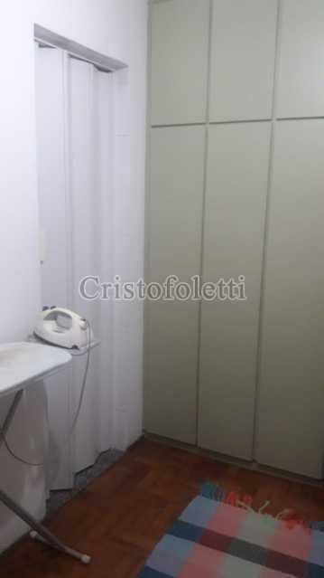 quarto de serviço - Apartamento para venda na Bela Vista - ISVE0094 - 26