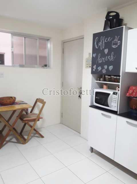 saída externa da cozinha - Apartamento para venda na Bela Vista - ISVE0094 - 23