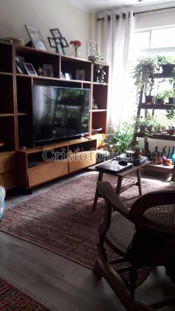 sala - Apartamento para venda na Bela Vista - ISVE0094 - 5