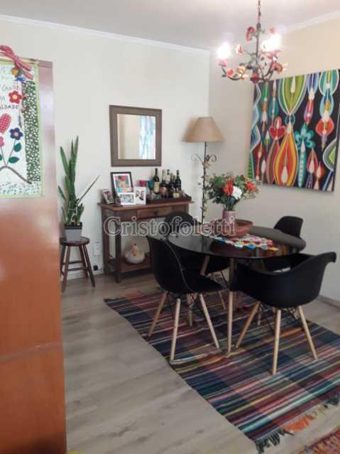sala - Apartamento para venda na Bela Vista - ISVE0094 - 4