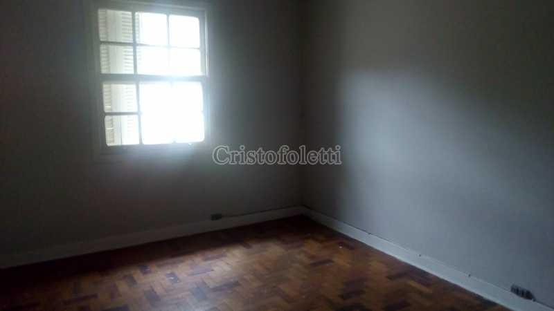 Dormitório fundos - Sobrado para alugar com 2 dormitórios na Vila Mariana - ISLO0095 - 5