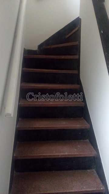 Escadaria  - Sobrado para alugar com 2 dormitórios na Vila Mariana - ISLO0095 - 8