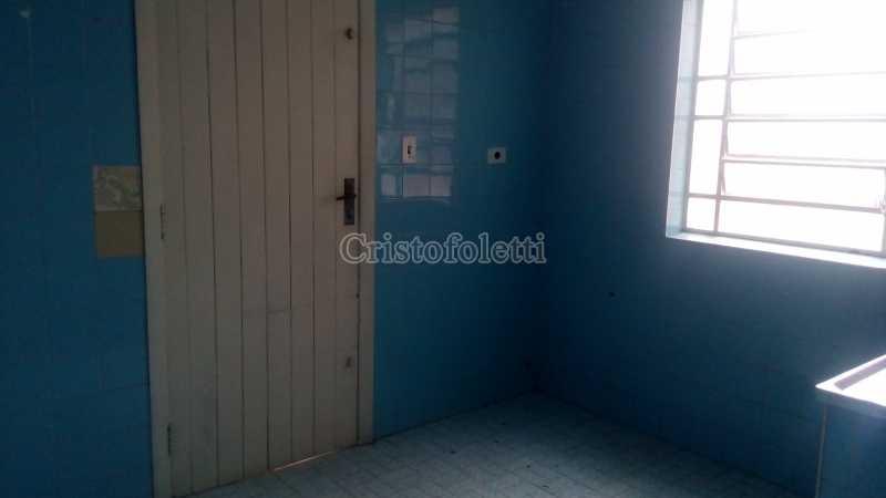 Cozinha - porta externa - Sobrado para alugar com 2 dormitórios na Vila Mariana - ISLO0095 - 13