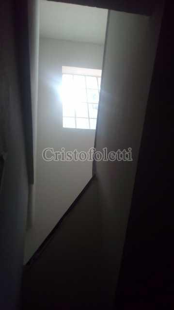 Hall iluminação natural - Sobrado para alugar com 2 dormitórios na Vila Mariana - ISLO0095 - 9