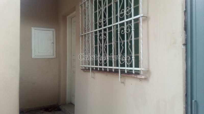 Varanda inferior - Sobrado para alugar com 2 dormitórios na Vila Mariana - ISLO0095 - 4