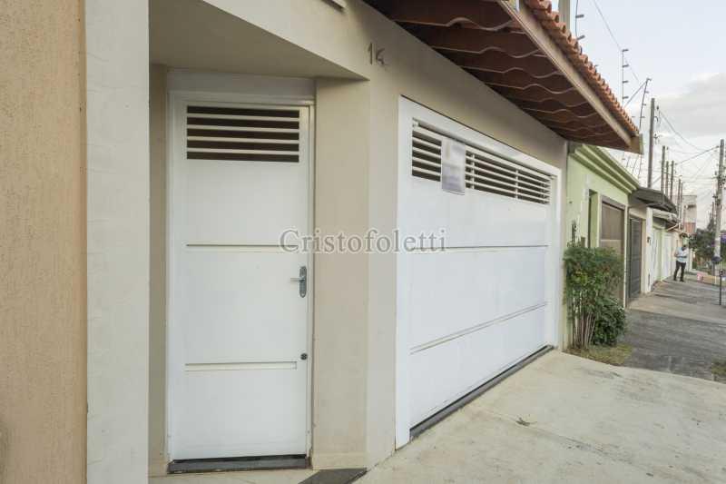 Acesso a pedestres - Casa nova 3 dormitórios suíte 2 vagas e área gourmet Piracicamirim - ISVE0097 - 1