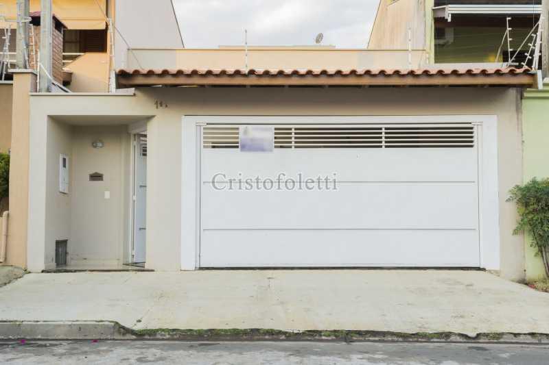 Fachada - Casa nova 3 dormitórios suíte 2 vagas e área gourmet Piracicamirim - ISVE0097 - 3