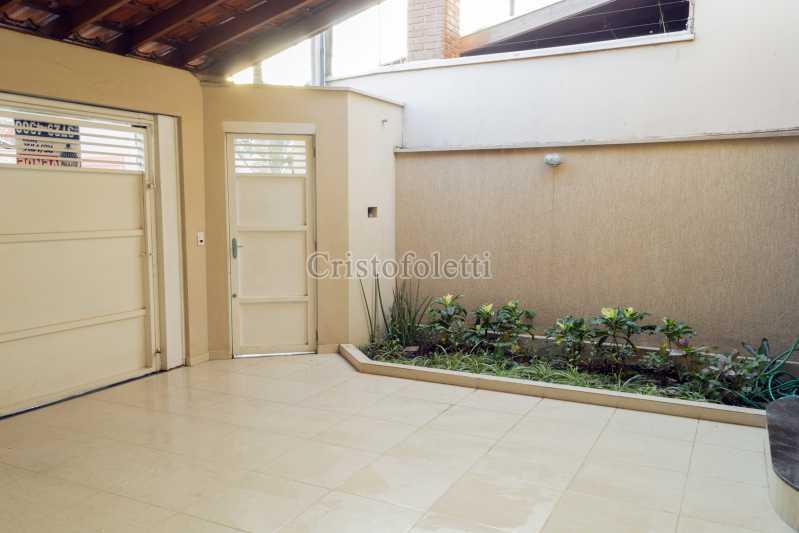 Garagem e canteiro - Casa nova 3 dormitórios suíte 2 vagas e área gourmet Piracicamirim - ISVE0097 - 6