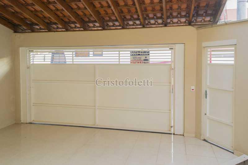 Portão basculante - Casa nova 3 dormitórios suíte 2 vagas e área gourmet Piracicamirim - ISVE0097 - 7