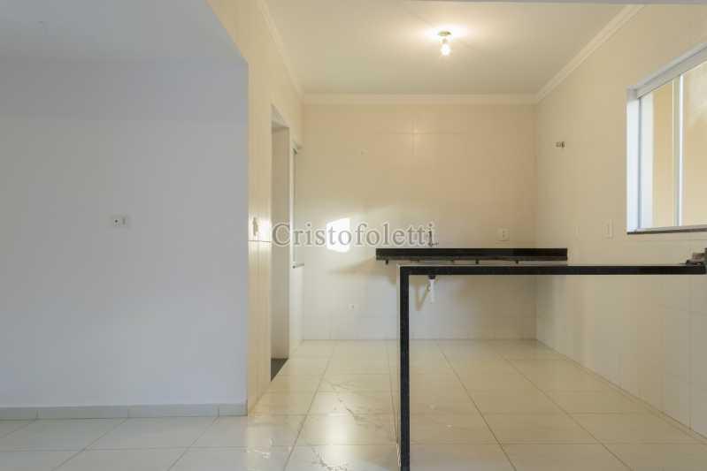 Cozinha americana - Casa nova 3 dormitórios suíte 2 vagas e área gourmet Piracicamirim - ISVE0097 - 16