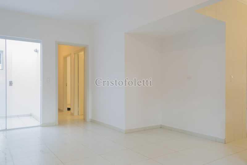 Sala - Casa nova 3 dormitórios suíte 2 vagas e área gourmet Piracicamirim - ISVE0097 - 17