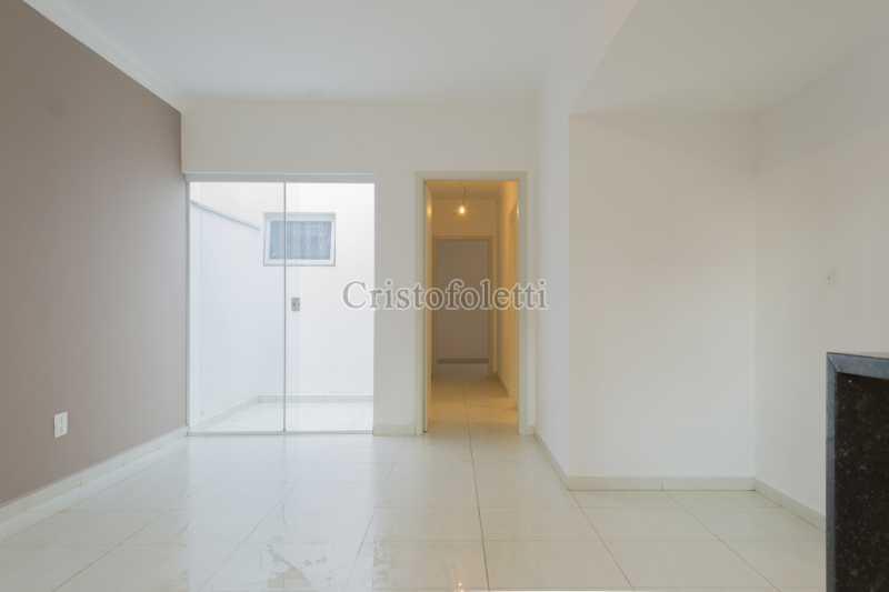 Sala - Casa nova 3 dormitórios suíte 2 vagas e área gourmet Piracicamirim - ISVE0097 - 18