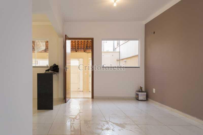 Sala - Casa nova 3 dormitórios suíte 2 vagas e área gourmet Piracicamirim - ISVE0097 - 19
