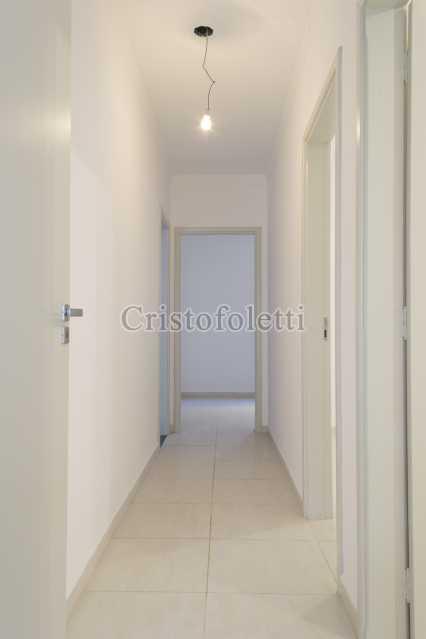 Distribuição - Casa nova 3 dormitórios suíte 2 vagas e área gourmet Piracicamirim - ISVE0097 - 20