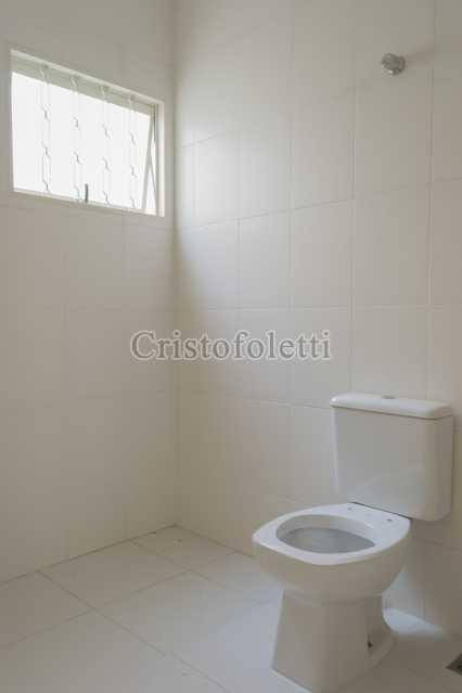 Banho social - Casa nova 3 dormitórios suíte 2 vagas e área gourmet Piracicamirim - ISVE0097 - 24
