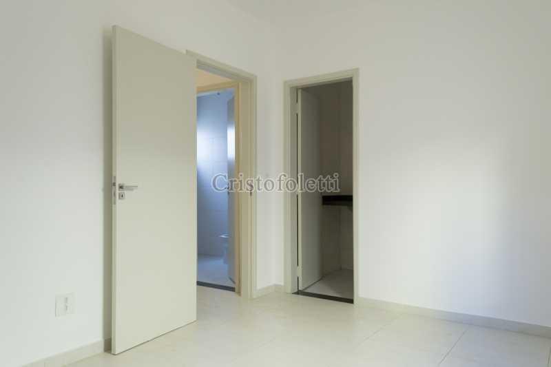 Suíte - Casa nova 3 dormitórios suíte 2 vagas e área gourmet Piracicamirim - ISVE0097 - 27