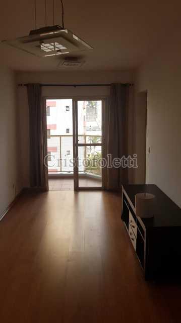 Sala - Apartamento 2 dormitórios próximo ao metrô Sacomã - ISVE0098 - 3