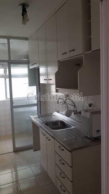 Cozinha - Apartamento 2 dormitórios próximo ao metrô Sacomã - ISVE0098 - 12