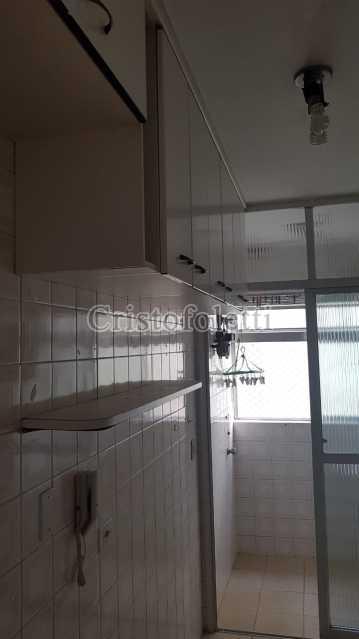 Cozinha - Apartamento 2 dormitórios próximo ao metrô Sacomã - ISVE0098 - 13