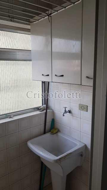 Área de serviço - Apartamento 2 dormitórios próximo ao metrô Sacomã - ISVE0098 - 14