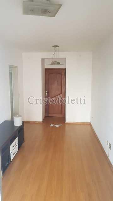 Sala - Apartamento 2 dormitórios próximo ao metrô Sacomã - ISVE0098 - 4