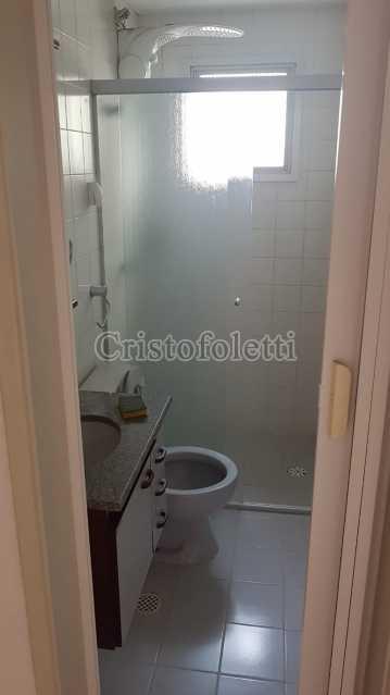 Banho social - Apartamento 2 dormitórios próximo ao metrô Sacomã - ISVE0098 - 10