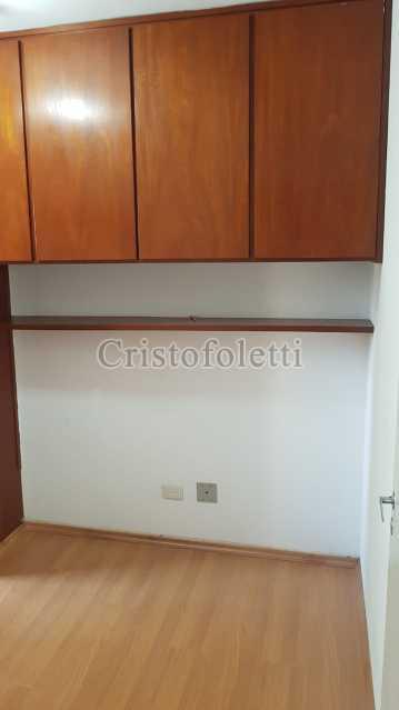 Dormitório - Apartamento 2 dormitórios próximo ao metrô Sacomã - ISVE0098 - 9