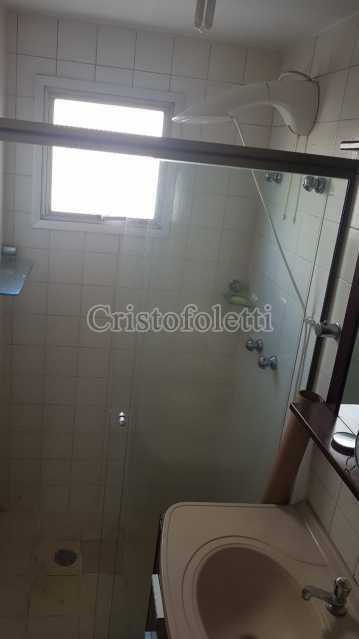 Banho suíte - Apartamento 2 dormitórios próximo ao metrô Sacomã - ISVE0098 - 7