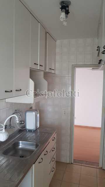 Cozinha - Apartamento 2 dormitórios próximo ao metrô Sacomã - ISVE0098 - 11
